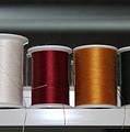 Thread On A Sill by Lauri Novak