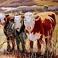 Three Amigos by Carol  Nelson