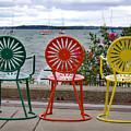 Three Amigos by Linda Mishler