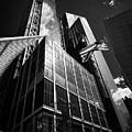 three and four world trade center New York City USA by Joe Fox
