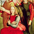 Three Angels by Ghirlandaio