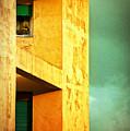 Three At The Window by Silvia Ganora