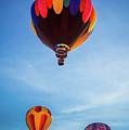 Three Balloons by Inge Johnsson