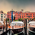 Three Boats by Maria Coulson