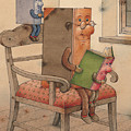 Three Books by Kestutis Kasparavicius