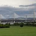 Three Bridges Over The Forth by Teresa Wilson