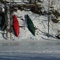 Three Canoes by Kathi Shotwell