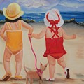 Three For The Beach by Joni McPherson