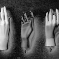 Three Hands by Clayton Bastiani