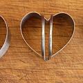 Three Heart Cutters by Dianne Pettingell