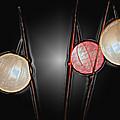 Three Lanterns by PJ Boylan