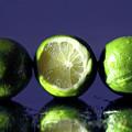 Three Limes by Angela Murdock