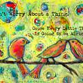 Three Little Birds by Martina Schmidt