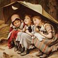 Three Little Kittens by Joseph Clark