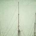Three Masts by Lisa Russo