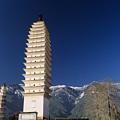 Three Pagodas by Gloria and Richard Maschmeyer - Printscapes