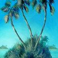 Three Palm Island by Renee Shular