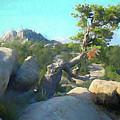 Three Peaks View by David King