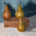 Three Pears by Break The Silhouette