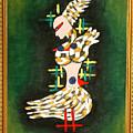 Three Pigeons by Sadat Anwar