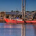Three Princess Schrimpboat by Paul Lindner