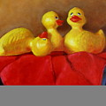 Three Rubber Ducks 3 by Donelli  DiMaria