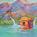 Three Sacred Waters by Caroline Patrick