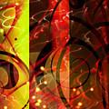 Three Shades by Kristi Kruse