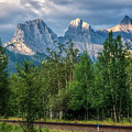 Three Sisters And The Railroad by Joan Carroll