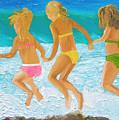 Three Sisters by Michael Lee
