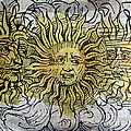 Three Suns, Nuremberg Chronicles, 1493 by Science Source