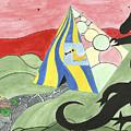 Three Wise Swans  by Steven Winkelstein