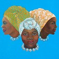 Three Women by Gloria Jones
