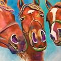 Threes Company by Suzaine Smith