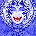 Throat Chakra by Catherine G McElroy