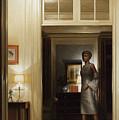 Through Hallway Vers. 2 by Harry Steen