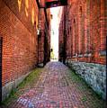 Through Marietta Ohio by Jonny D