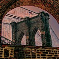 Through The Arch 2 by Jeff Watts