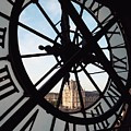 Through The Clock by Claire Duda