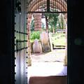 Through The Door Of St Mylor by Terri Waters