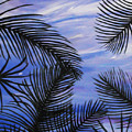 Through The Fronds by Anne Marie Brown