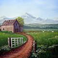 Through The Gate by SueEllen Cowan