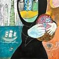 Through The Niqab by Eleni Koritou