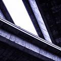 Through The Underpass by Xavier Karikitan