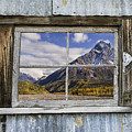 Through The Window Of The Past by Fred Denner
