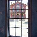 Through The Windows Of Bannack 4 by Teresa Wilson