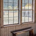 Through The Windows Of Bannack 7 by Teresa Wilson