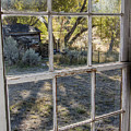 Through The Windows Of Bannack 8 by Teresa Wilson