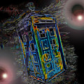 Tardis - Through Time And Space by Rhonda Chase