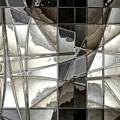 Thru The Grid by Ron Bissett